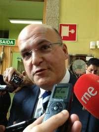 Manuel Baltar será el único candidato en el congreso del PP de Ourense que renovará la cúpula provincial el 16 de marzo