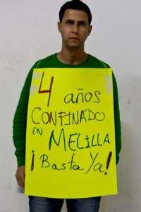 Un ex espía de Marruecos inicia una huelga de hambre en Melilla tras denegársele el asilo político