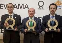 Zschimmer & Schwarz España, Vernis y Torrecid, Premios Alfa de Oro por sus innovaciones tecnológicas y de diseño