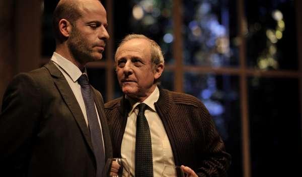 Emilio Gutiérrez Caba y Eduard Farelo llevan a Alicante 'Poder absoluto', un thriller político sobre corrupción