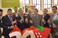 Sector fresero exporta el 90% de su producción y Huelva se convierte en la segunda provincia exportadora