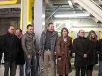 La nueva planta de biomasa de Copos Ulzama permitirá ahorrar 241.000 euros al año en consumo de energía