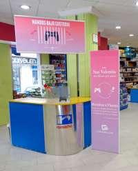 Una tienda de Guadix cambia mandos de vídeo-consola por flores con motivo de San Valentín