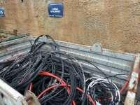 Endesa retira y gestiona 797 toneladas de residuos en los trabajos de mejora de la red eléctrica de Baleares en 2012
