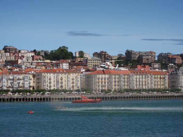 El Museo Marítimo del Cantábrico organiza el jueves 28 un simulacro de salvamento