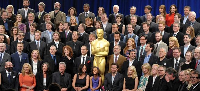 Nominados a los Oscar 2013