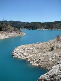 Los pantanos de la cuenca del Segura ganan un hectómetro cúbico en la última semana