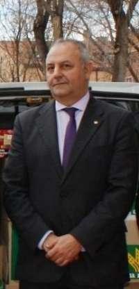 Afrodisio García, nuevo director territorial de Caja Rural Castilla-La Mancha en Guadalajara