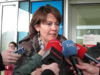 Barcina dice que no hay novedades en el seno de UPN y espera que el partido