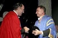 Galán (Iberdrola), Doctor Honoris Causa por la Universidad de Strathclyde