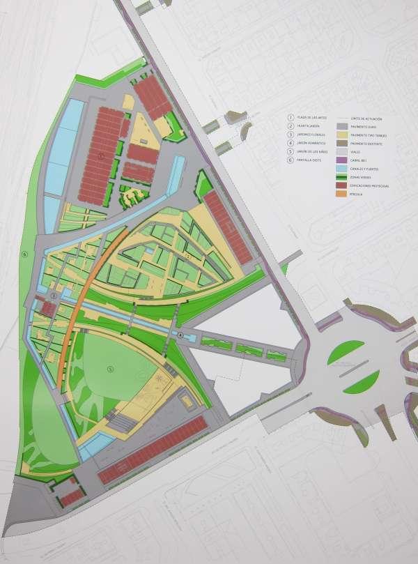 El PSPV propone incrementar en 92 millones las cargas urbanísticas al PAI Parque Central