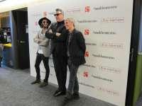 Loquillo, Leiva y Ariel Rot actuarán en la capital el 28 de junio dentro de su gira 'Uno de los nuestros'