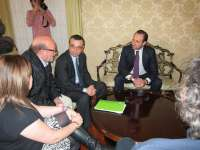 Bauzá se compromete a mediar para evitar el concurso de acreedores en Orizonia