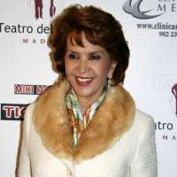 La artista María Rosa,