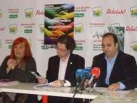 El coordinador provincial de IU acusa al PP de reformar la administración local para