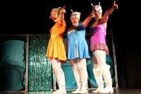 Trokolo Teatro pondrá en escena este jueves 'Superheroínas', que analiza con humor la situación actual de las mujeres