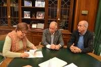 Diputación firma un convenio de colaboración con Asalsido para financiar actividades de la asociación