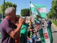 Juzgan este miércoles a los sindicalistas del SAT detenidos cuando ocuparon una entidad bancaria