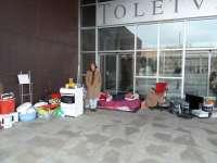 Una mujer de Toledo vivirá en la calle hasta que Junta o Ayuntamiento le concedan una vivienda de alquiler social