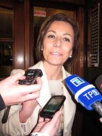 Ahuja confía en que la gestora logre que el PP se convierta en un partido sólido que sea alternativa de Gobierno