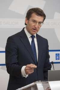 Feijóo publicará este viernes sus declaraciones de la renta desde antes de ser presidente