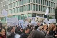 Trabajadores de Orizonia protestarán hoy ante Industria para pedir la implicación del Gobierno