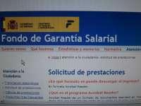 El gasto del Fogasa en prestaciones se eleva a 2,2 millones en enero en Extremadura