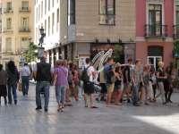 Andalucía recibe 267.637 turistas extranjeros en enero, un 8,2% menos