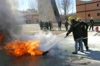 Los bomberos riojanos no participarán en desahucios