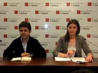 El PSOE pide a la alcaldesa un compromiso firme en defensa del campus de Huesca