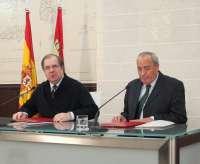 Herrera espera que la UE se pronuncie más pronto que tarde sobre Ceiss y Unicaja para garantizar servicio regionalizado