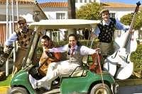 The Golfinis Swing acercará mañana el más puro sonido swing de los 30 al ciclo 'Las 10 y Una Noches' de Mucientes