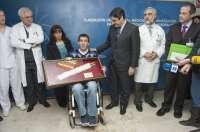 Echániz dice que la rápida recuperación del novillero 'El Chano' es