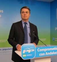 Rojas (PP-A) acusa a la Junta de