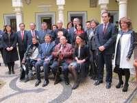Planas apuesta por la unidad de Andalucía para alcanzar la recuperación económica y la generación de empleo