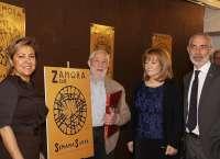 Presentado el cartel oficial de la Semana Santa de Zamora, obra de José Luis Alonso Coomonte