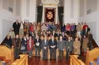 Tirado mantiene un encuentro con la Sociedad Arte de Toledo