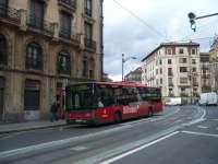 Bilbobus establece servicios especiales con motivo del partido de baloncesto entre Bilbao Basket y Lagun Aro GBC