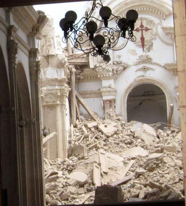 Aplicación para móviles y una web mostrarán en tiempo real avances en recuperación del patrimonio histórico