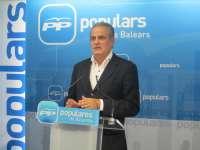 El PP pide al PSOE que