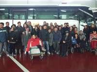 Comunidad pone a disposición de las organizaciones de personas con discapacidad los autobuses adaptados del Parque Móvil