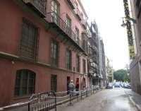 Urbanismo no descarta que el edificio de Vendeja tuviera un vicio oculto que provocara el derrumbe de la cornisa