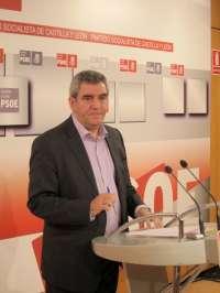 Villarrubia (PSCyL) cree que Folgueral es un candidato
