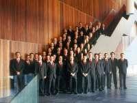 La Pamplonesa actúa este domingo como invitada en la temporada de la Banda Municipal de Bilbao