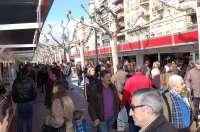Unas 100.000 personas han pasado ya por Logrostock sin haber alcanzado aún el ecuador de la Feria