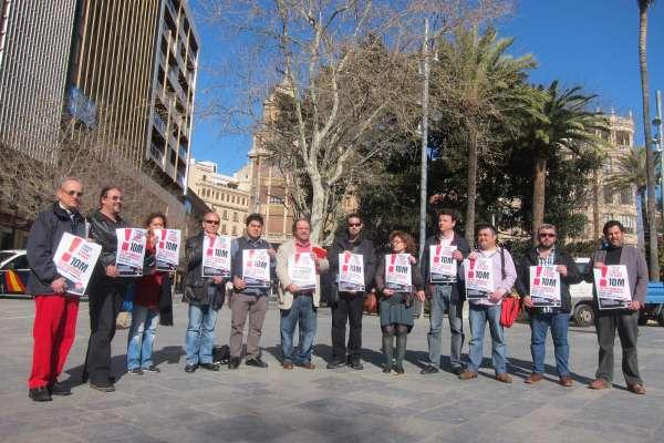La Cimera Social se manifestará este domingo en Plaza España en 'contra del paro y por la regeneración democrática'