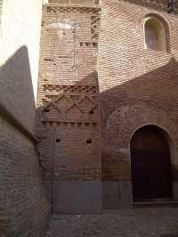 El Ayuntamiento de Longares restaurará el muro mudéjar y el púlpito de la Iglesia de la Asunción