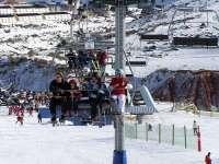 Alto Campoo abre 10 de sus 23 pistas