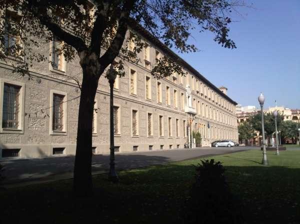 El Edificio Pignatelli acoge la capilla ardiente de Eiroa a partir de las 17.00 horas