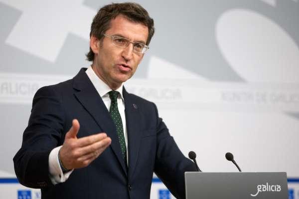 Feijóo se reúne con Rajoy este lunes, al cumplirse cien días de su segundo mandato